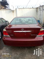 Toyota Camry 2005 Red | Cars for sale in Lagos State, Mushin