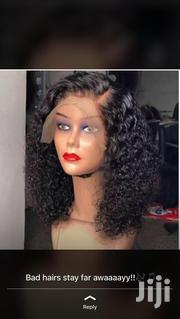 Frontal Jerry Curls Wig | Hair Beauty for sale in Lagos State, Ikeja