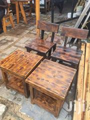 Pine Wood Outdoor Bench | Furniture for sale in Lagos State, Ajah