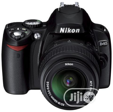 Nikon D40 With 18-55mm (London Used)