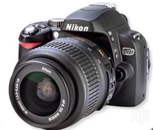 Nikon D60 With 18-55mm (London Used)