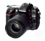 Nikon D7000 With 18-105mm (London Used) | Photo & Video Cameras for sale in Lagos State, Ikeja