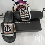 Burberry Palm Slippers | Shoes for sale in Lagos State, Ifako-Ijaiye