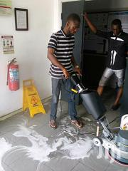 Marble Floor Restoration And Polishing | Cleaning Services for sale in Lagos State, Surulere