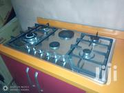 Phima Cabinet Hob Cooker Gas Six Burners Four Gas Two Electric Automat | Restaurant & Catering Equipment for sale in Lagos State, Ojo