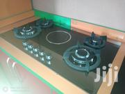 PHIMA Cabinet Hob Cooker Four Gas One Halogen Electric 80 *60 | Kitchen Appliances for sale in Lagos State, Ojo