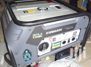 New Sumac Firman 7.0kva Dual Fuel And Gas Use Key Starter Full Copper | Electrical Equipments for sale in Lagos State, Ojo