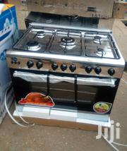 America Unigas Cooker Five Burner AUTOMATIC GAS WITH OVEN | Restaurant & Catering Equipment for sale in Lagos State, Lekki Phase 1
