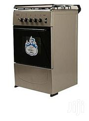 BRAND NEW SCANFROST Gas Cooker 3 Burner 1 Hot Plate   Kitchen Appliances for sale in Lagos State, Ojo