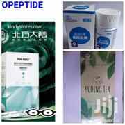 Cure High Blood Pressure Naturally With Mebo Gi+Kuding Tea+Oligopeptid | Vitamins & Supplements for sale in Akwa Ibom State, Uyo