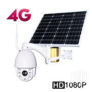 Solar IP PTZ Cctv 4G Camera Complete Set | Security & Surveillance for sale in Lagos State, Ikeja