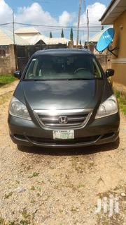 Honda Odyssey 2005 Touring Gray | Cars for sale in Abuja (FCT) State, Kubwa