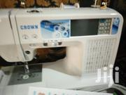Crown Embroidery Machine(Button Hole,Zigzag,Sewing, Embroidery.Etc) | Manufacturing Equipment for sale in Lagos State, Lagos Island
