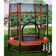 Trampoline With Enclosure 4ft | Sports Equipment for sale in Lagos State, Lagos Island