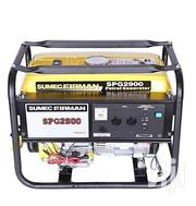 Brand New Sumac Firman 3.0kva Silent Generator Copper Coil 2 Years | Electrical Equipments for sale in Lagos State, Ojo