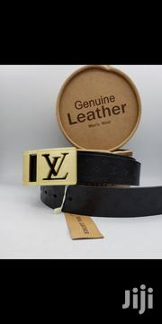 Louis Vuitton (LV) Belt for Men's | Clothing Accessories for sale in Lagos State, Lagos Island