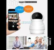 New 360eyes Wireless Snowman Robot Wifi IP Camera EC50 | Security & Surveillance for sale in Lagos State, Ikeja