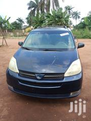Toyota Sienna 2004 LE FWD (3.3L V6 5A) Blue | Cars for sale in Delta State, Ika South