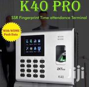 ZKTECO Built-in Battrey Biometric Time Attendance | Safety Equipment for sale in Lagos State, Ikeja