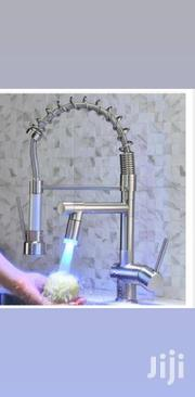 UK Kitchen Sink Mixer Tap With Light | Plumbing & Water Supply for sale in Lagos State, Lagos Mainland