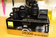 Nikon D5300 . It Has High Resouration And Wi-fi | Photo & Video Cameras for sale in Lagos State, Lekki Phase 2