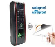 ZKT TF1700 IP65 Waterproof Biometric Fingerprint System Access Control   Safety Equipment for sale in Lagos State, Ikeja