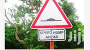 HIPHEN SOLUTIONS Safety Hump Warning Sign | Safety Equipment for sale in Edo State, Ikpoba-Okha