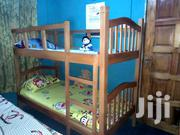 Double Bunk Bed + Free 1 Mattress | Furniture for sale in Lagos State, Lagos Mainland