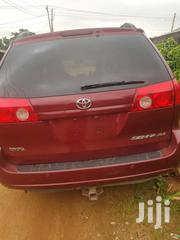 Toyota Sienna XLE Limited AWD 2009 Red | Cars for sale in Lagos State, Orile