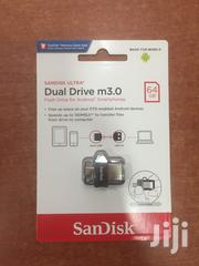 64gb Sandisk OTG Flash | Computer Accessories  for sale in Lagos State, Ikeja