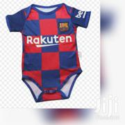 Barcelona Baby Crawl Home Jersey 2019/2020 | Clothing for sale in Lagos State, Lagos Mainland