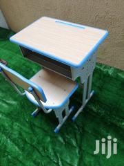 High School Modern Desk And Chairs | Furniture for sale in Lagos State, Ikeja