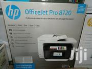 HP Officejet PRO 8720 Wireless ,Printer,Fax and Copy | Printers & Scanners for sale in Lagos State, Ikeja