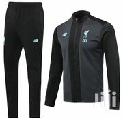 Liverpool Official 2019/20 Black Tracksuits Pants | Clothing for sale in Lagos State, Surulere