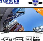 Samsung 40-inch FHD LED TV + 1 Year Official Warranty | TV & DVD Equipment for sale in Oyo State, Ibadan South West