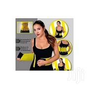 Hot Power Waist Trainer, Body Shapers And Slimming Belt- Yellow | Clothing Accessories for sale in Lagos State, Surulere