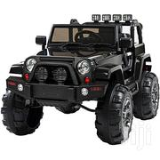 Wrangler Ride on Car for Kids-Black | Toys for sale in Abuja (FCT) State, Gwarinpa