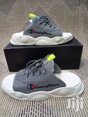 Addidas Yeezy Champion Slippers   Shoes for sale in Lagos State, Lagos Island