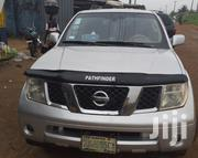 Nissan Pathfinder 2005 SE Silver | Cars for sale in Lagos State, Agboyi/Ketu