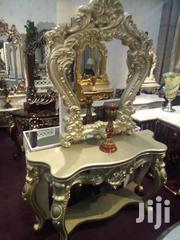 Durable Quality Gold Console Mirror | Home Accessories for sale in Lagos State, Ojo