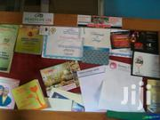 Complementary Card, Flyers, Invoice, Signage Making | Computer & IT Services for sale in Lagos State, Shomolu