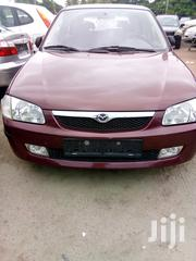 Mazda 323 2002 Red | Cars for sale in Lagos State, Apapa