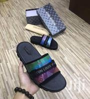 Louis Vuitton Slide Slippers   Shoes for sale in Lagos State, Lagos Island