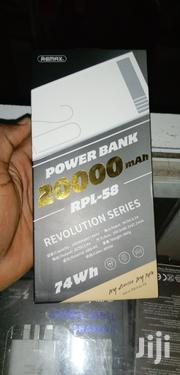 Remax 20000mah Power Bank   Accessories for Mobile Phones & Tablets for sale in Lagos State, Ikeja