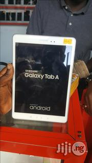 Uk Used Samsung Galaxy Tab A White | Tablets for sale in Lagos State, Ikeja