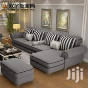 Exclusive L Shapes Sofa | Furniture for sale in Lagos State, Ikorodu