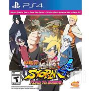 Ps4 - Naruto Shippuden: Ultimate Ninja Storm 4 Road To Boruto | Video Games for sale in Lagos State, Agege