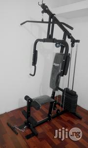 American Bodyfit 5in1 Execise 1station Home Gym | Sports Equipment for sale in Abuja (FCT) State, Utako