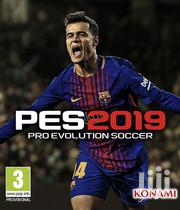 PES 2019 For Pc Laptop Ps4 Version | Video Game Consoles for sale in Lagos State, Surulere