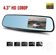 Vehicle Black Box DVR Car Rear View Mirror | Vehicle Parts & Accessories for sale in Lagos State, Ikeja